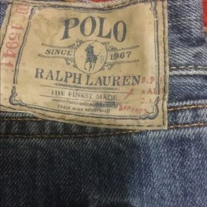 Polo men's jeans Sz42x32